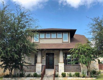 Cedar Park Single Family Home For Sale: 2717 Grand Oaks Loop