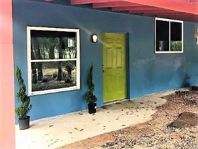 Single Family Home For Sale: 6985 Mockingbird Rd