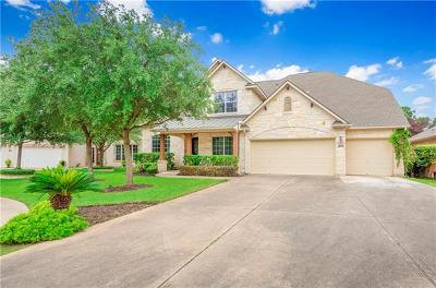 Cedar Park Single Family Home For Sale: 118 McBride Ln