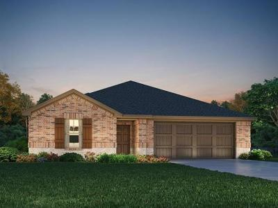 Leander Single Family Home For Sale: 608 Sigourney Way
