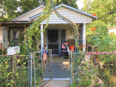 Single Family Home For Sale: 2405 Santa Maria St