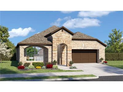 Pflugerville Single Family Home For Sale: 16425 Vescovo Dr