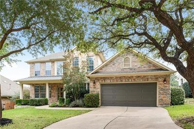 Austin Single Family Home For Sale: 2425 Shire Ridge Dr