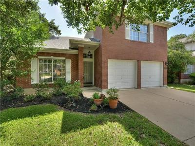 Austin Single Family Home For Sale: 6601 Oasis Dr