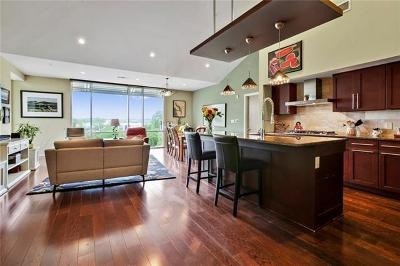 Austin Condo/Townhouse For Sale: 1600 Barton Springs Rd #3604