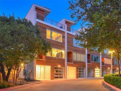 Austin Condo/Townhouse For Sale: 2301 S 5th St #36