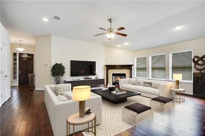 Austin Single Family Home Pending - Taking Backups: 108 Bellagio Dr