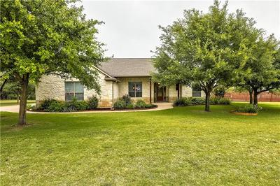 Liberty Hill Single Family Home For Sale: 66 Possum Trot