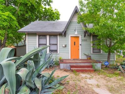 Hays County, Travis County, Williamson County Single Family Home For Sale: 2100 Nickerson St