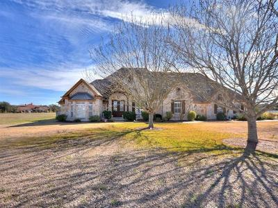 Williamson County Single Family Home Pending - Taking Backups: 290 Courtnees Way
