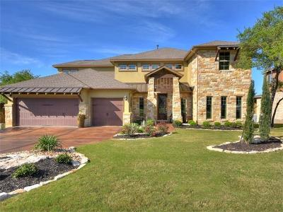 Leander Single Family Home Pending - Taking Backups: 1720 Harvest Dance Dr