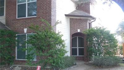 Hays County, Travis County, Williamson County Single Family Home Pending - Taking Backups: 1113 Brecon Ln