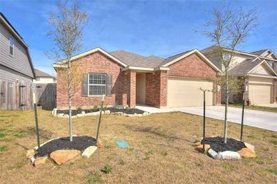 Jarrell Single Family Home For Sale: 453 Druse Ln