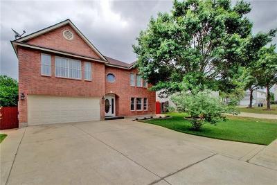 Cedar Park Single Family Home For Sale: 903 Audra St