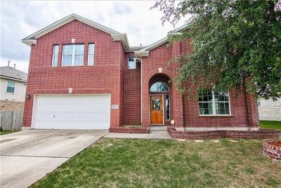 Pflugerville Single Family Home For Sale: 20521 Farm Pond Ln