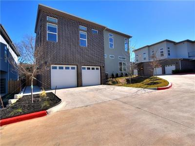 Austin Condo/Townhouse For Sale: 3905 Clawson Rd #12