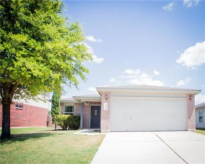Austin Single Family Home For Sale: 3109 Caleb Dr