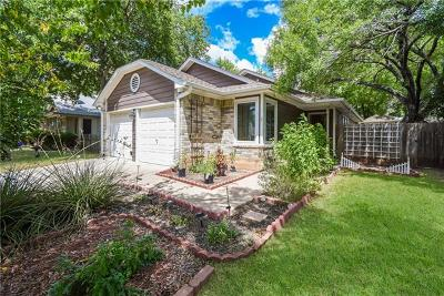 Austin Single Family Home Pending - Taking Backups: 2202 Blalock Dr