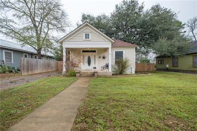 Smithville Single Family Home Pending - Taking Backups: 804 Short St