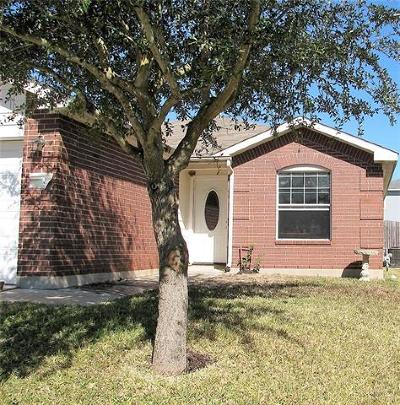 Elgin Single Family Home Pending - Taking Backups: 18424 Sunhaven Cv