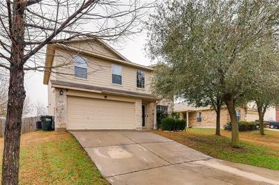 Hays County Single Family Home For Sale: 1185 Amberwood Loop
