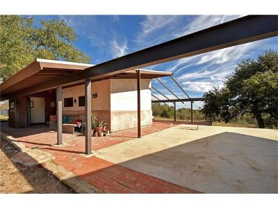 San Marcos Single Family Home Active Contingent: 3000 Lime Kiln Rd