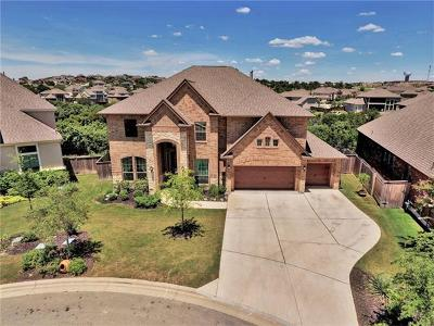 Leander Single Family Home Pending - Taking Backups: 2240 Champions Corner Dr