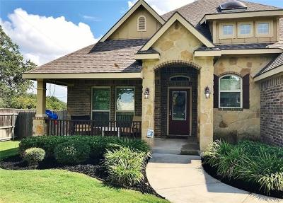 Belton Single Family Home For Sale: 3306 Spring Canyon Rd