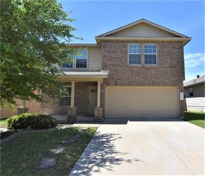 Killeen Single Family Home For Sale: 9011 Bellgrove Ct