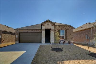 Leander Single Family Home For Sale: 435 Talon Grasp Trl