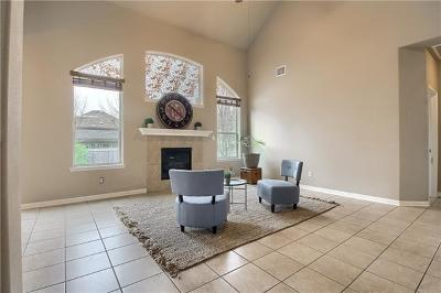 Round Rock Single Family Home For Sale: 729 Rusk Rd