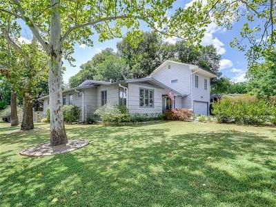 Austin Single Family Home For Sale: 2201 Westover Rd