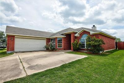 Buda, Kyle Single Family Home For Sale: 1243 Woodlands Dr
