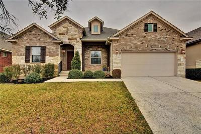 Bee Cave Single Family Home For Sale: 4904 Pyrenees Pass