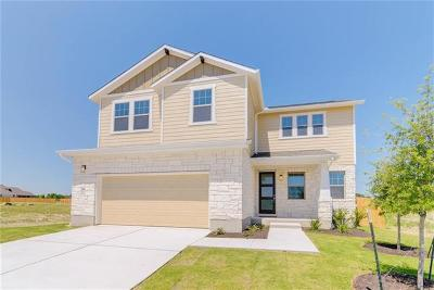 Hutto Single Family Home For Sale: 310 Simmental Loop