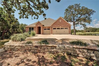 Driftwood Single Family Home Pending - Taking Backups: 1801 Flint Rock Loop