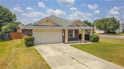 Buda Single Family Home For Sale: 237 Amandas Way