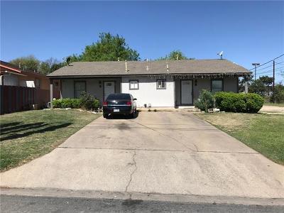 Austin Multi Family Home For Sale: 6920 Bennett Ave