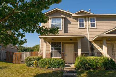Pflugerville Rental For Rent: 14116 Harris Ridge Blvd #A