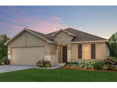Leander Single Family Home For Sale: 212 Tanager Pass