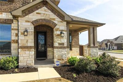 Liberty Hill Single Family Home For Sale: 113 Permian Ln