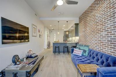 Austin Condo/Townhouse For Sale: 222 West Ave #2303