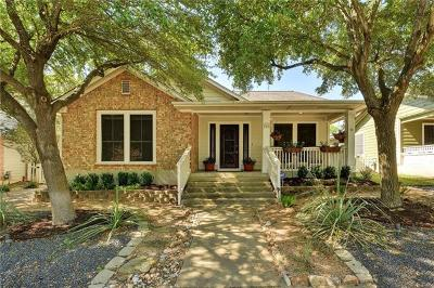 Kyle Single Family Home For Sale: 256 Morrell