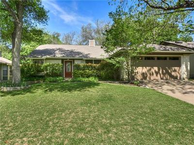 Austin Single Family Home For Sale: 8004 Epping Ln