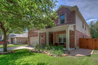 Round Rock Single Family Home Pending - Taking Backups: 316 Creek Ridge Ln