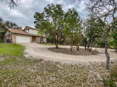 New Braunfels Single Family Home Pending: 416 Elm Creek Rd