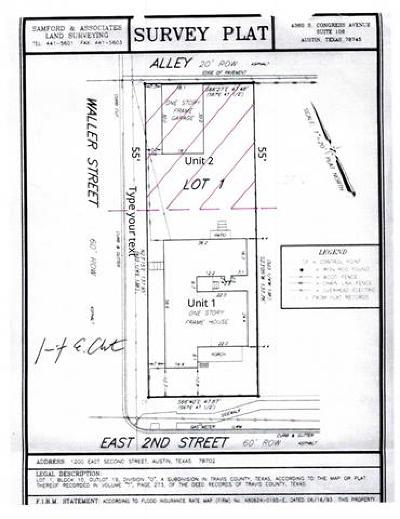 Austin Residential Lots & Land For Sale: 1200 E 2nd St #2