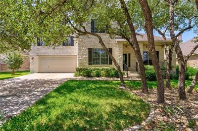 Austin TX Single Family Home For Sale: $569,900