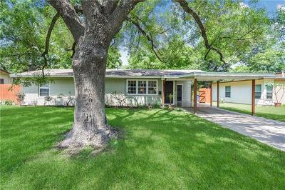 Travis County Single Family Home For Sale: 8308 Polar Dr