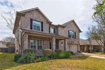 Austin Single Family Home For Sale: 9624 Morgan Creek Dr